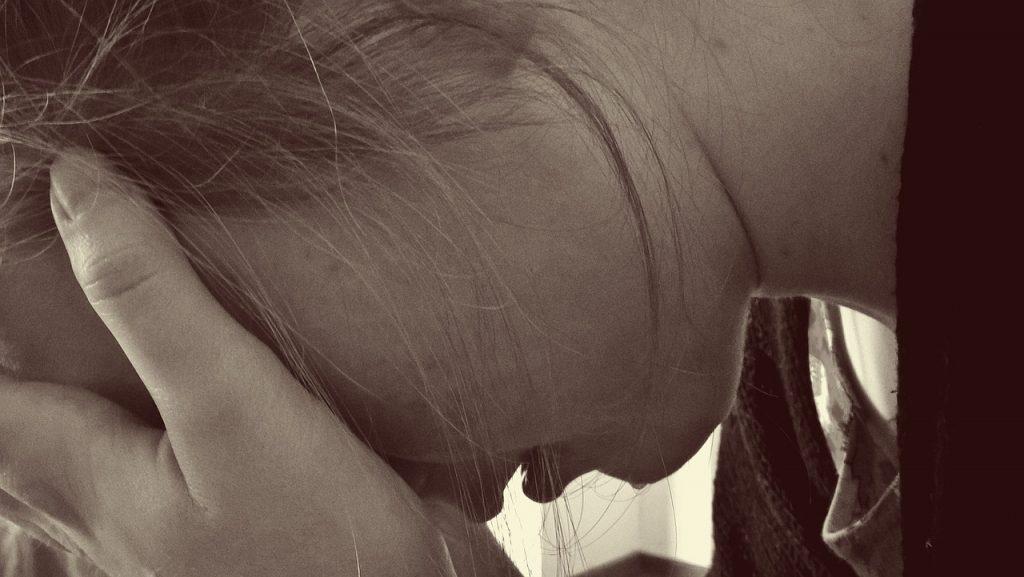 泣きたくなる不安に対処する1つの方法